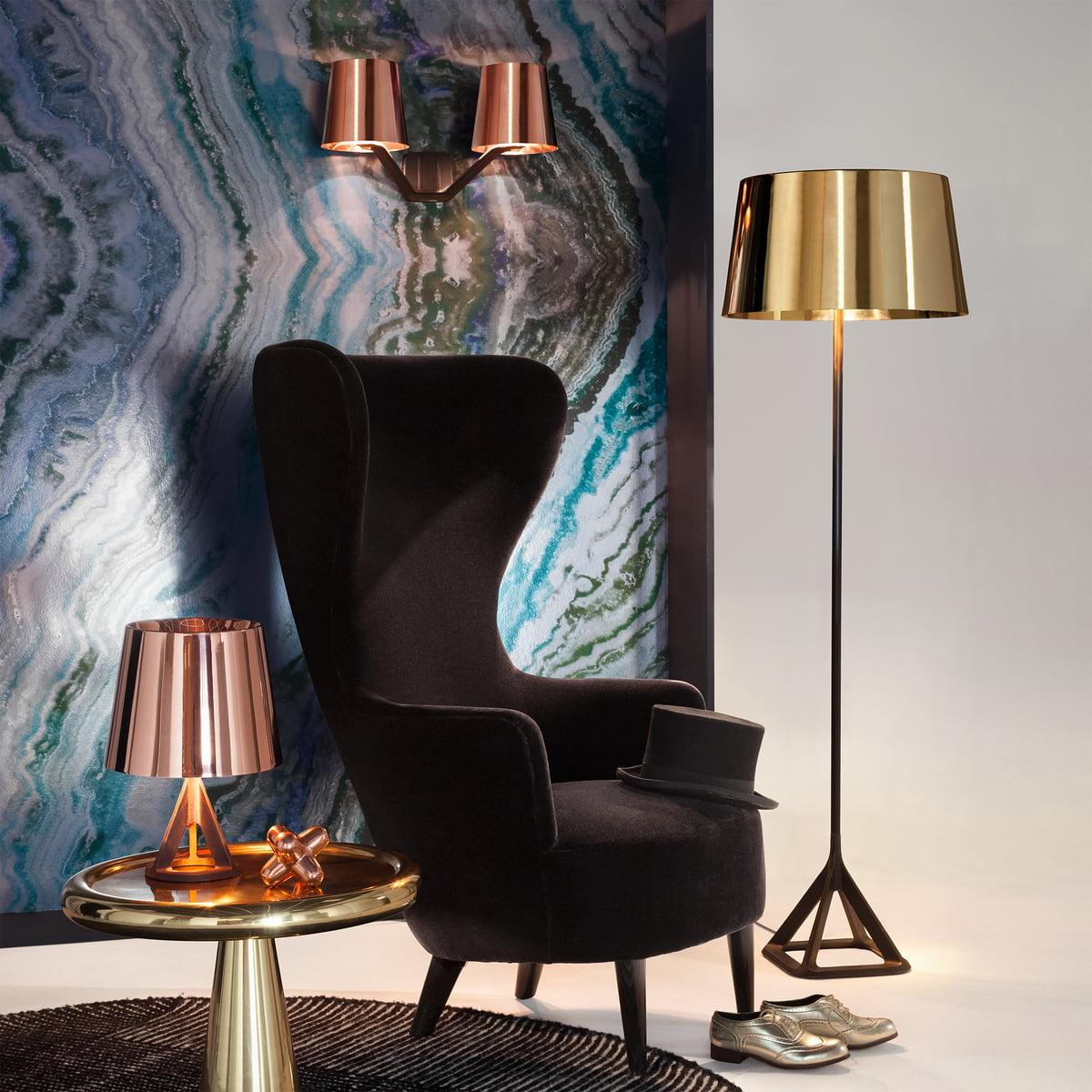 base floor lamp by tom dixon in the shop. Black Bedroom Furniture Sets. Home Design Ideas