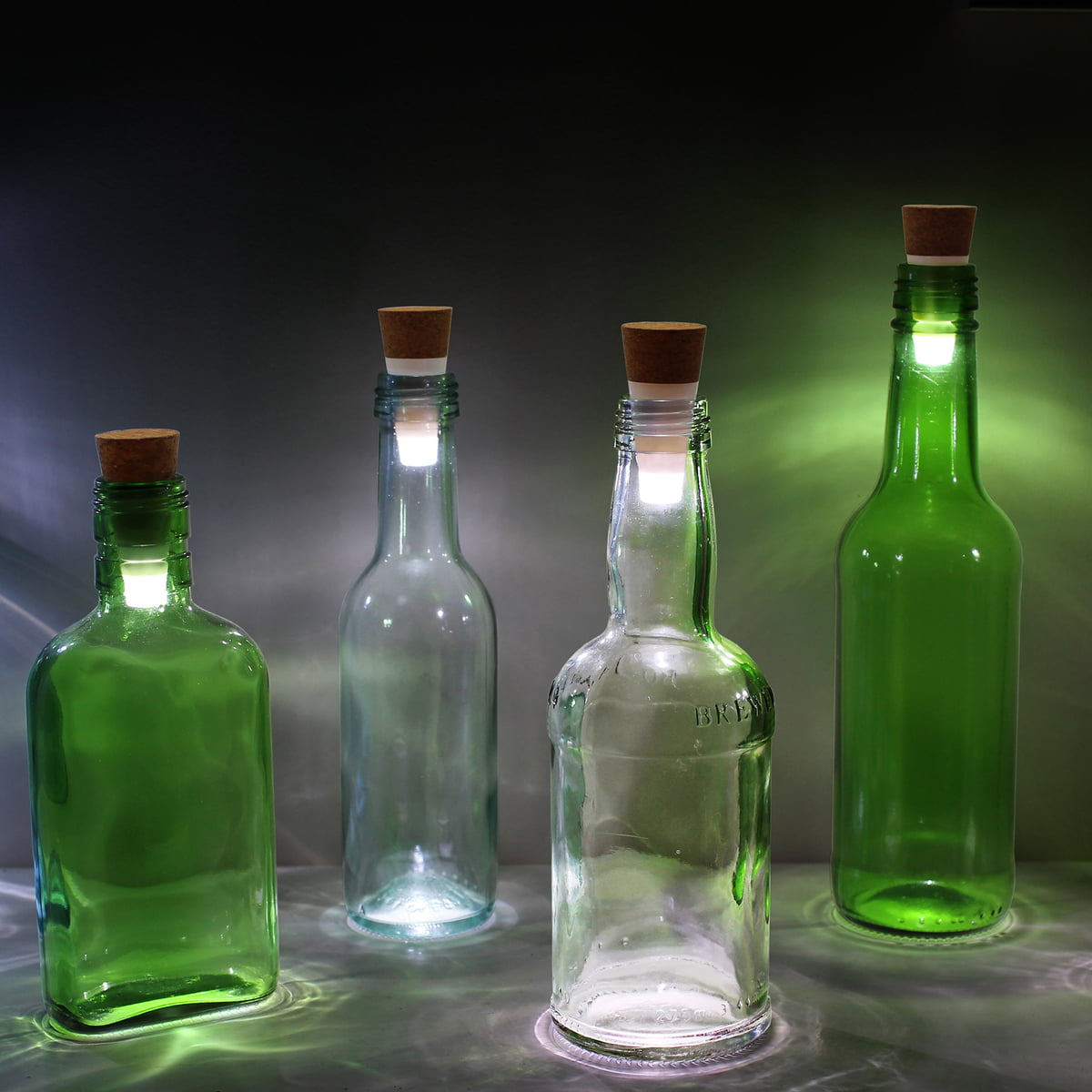 Bottle Light LED Bottle Light by Suck