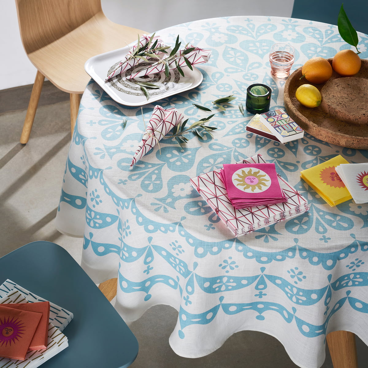 Buy The Trispot Paper Napkins From Vitra Online