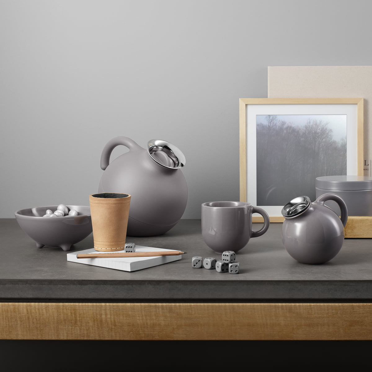 globe tea cup by eva solo in the shop. Black Bedroom Furniture Sets. Home Design Ideas