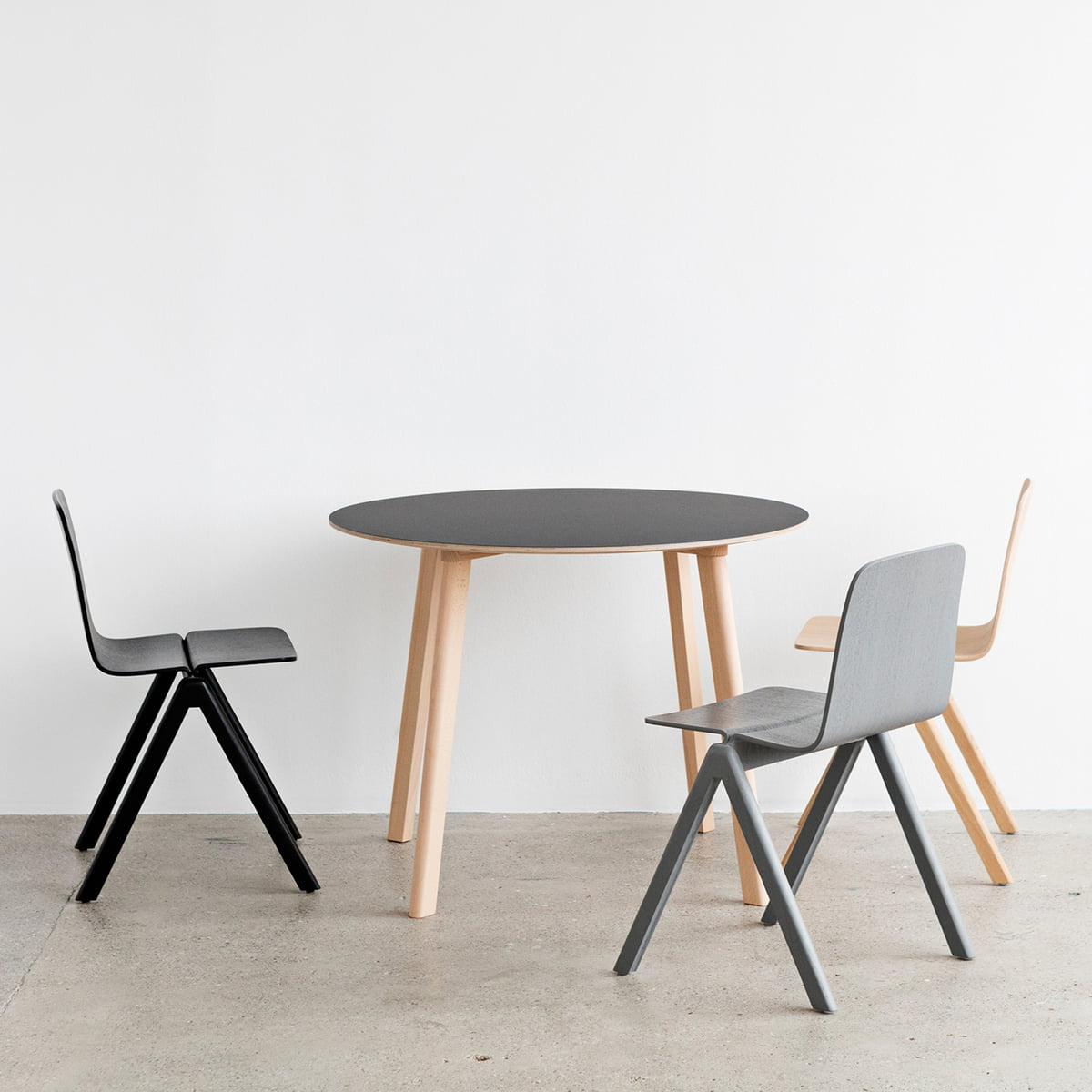 Copenhague Cph Deux 220 Table By Hay In The Shop