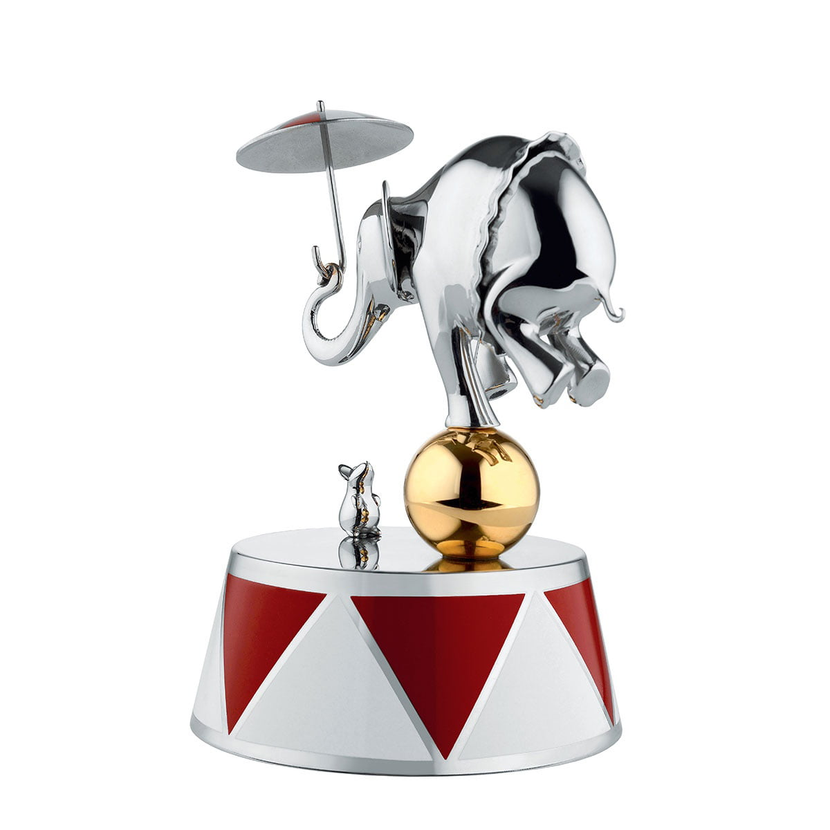 limited edition ballerina music box by alessi. Black Bedroom Furniture Sets. Home Design Ideas