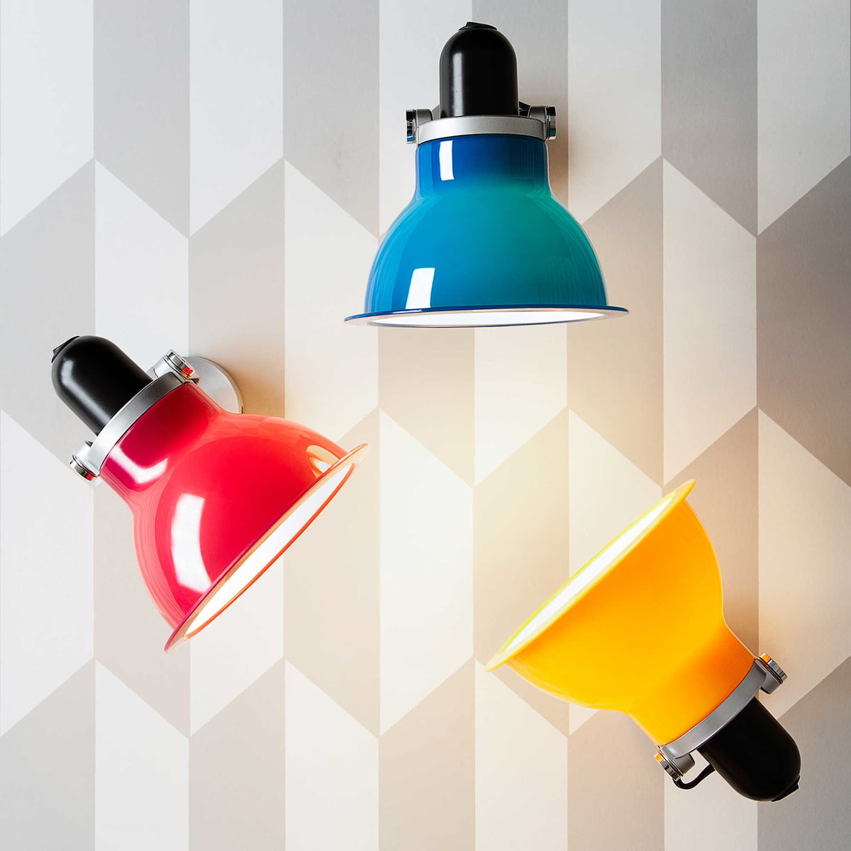 Type 1228 wall lamp by anglepoise anglepoise type 1228 wall lamp mozeypictures