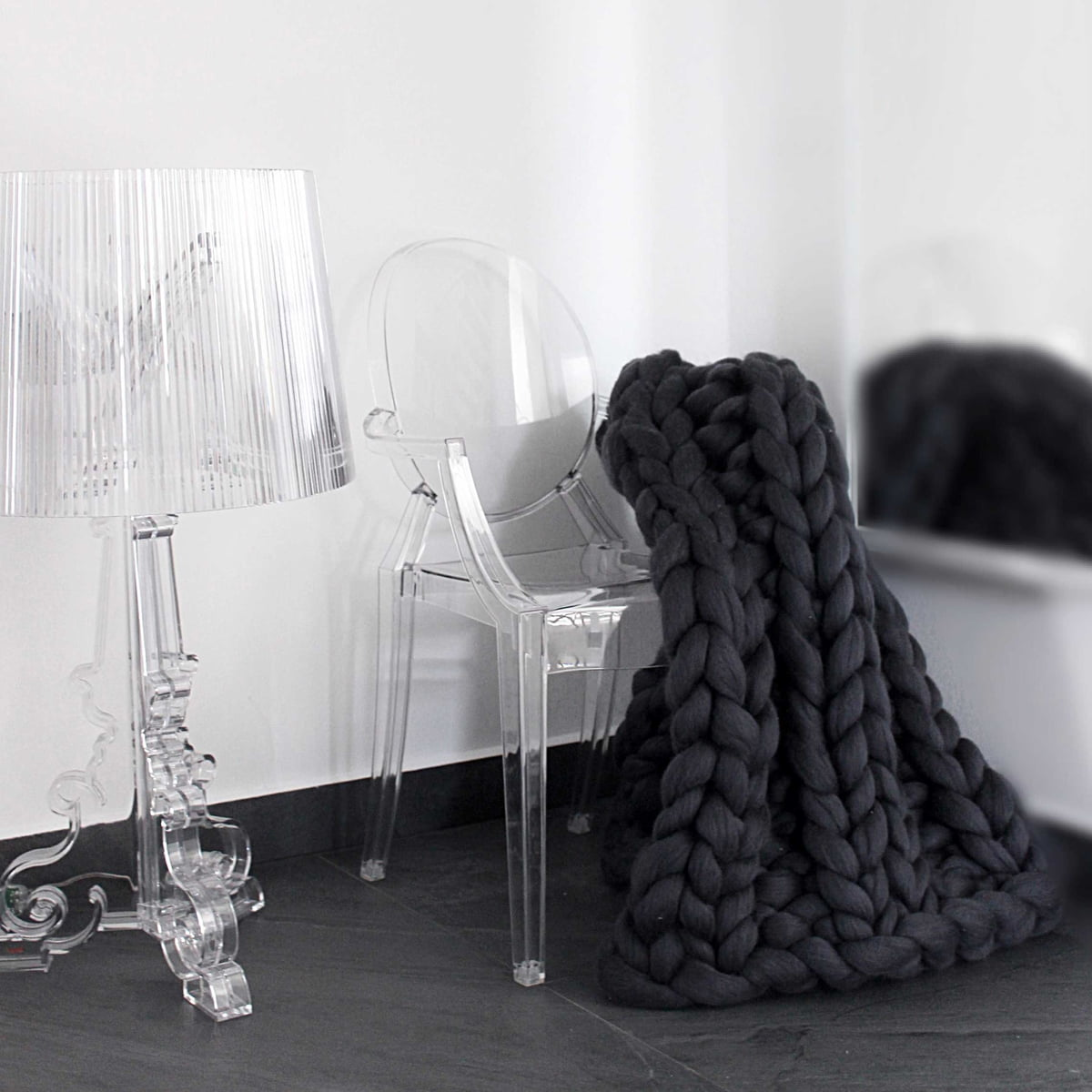 Peachy Kartell Louis Ghost Crystal Clear Camellatalisay Diy Chair Ideas Camellatalisaycom