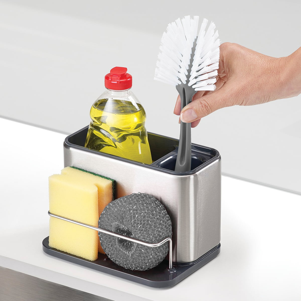 Kitchen Sink Soap Caddy