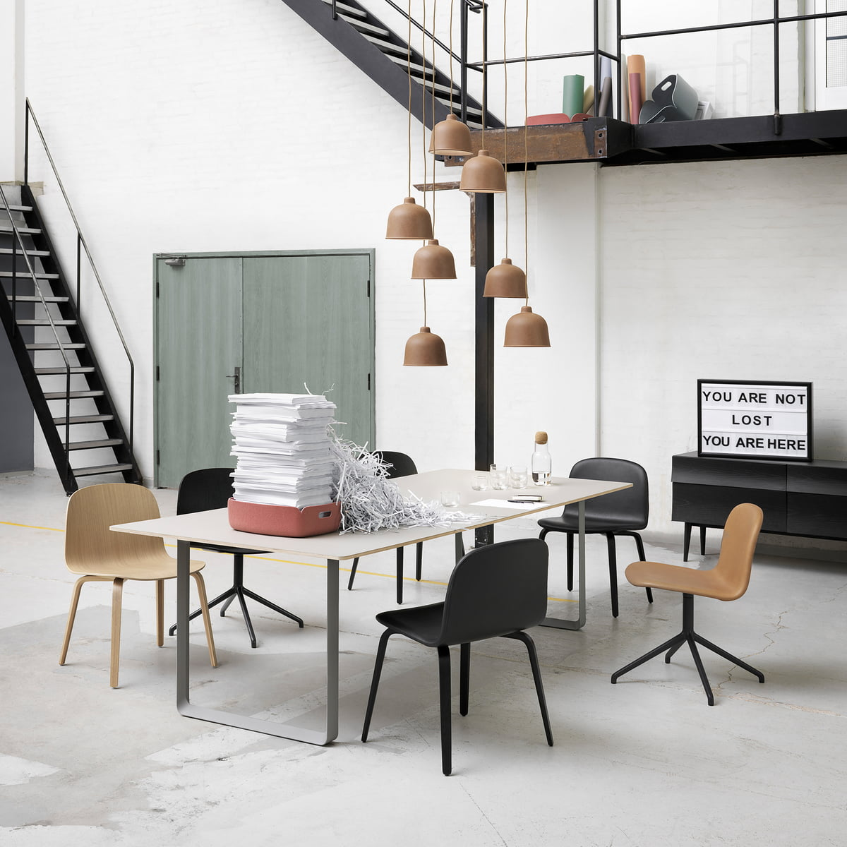 Muuto 70 70 table Ambience The