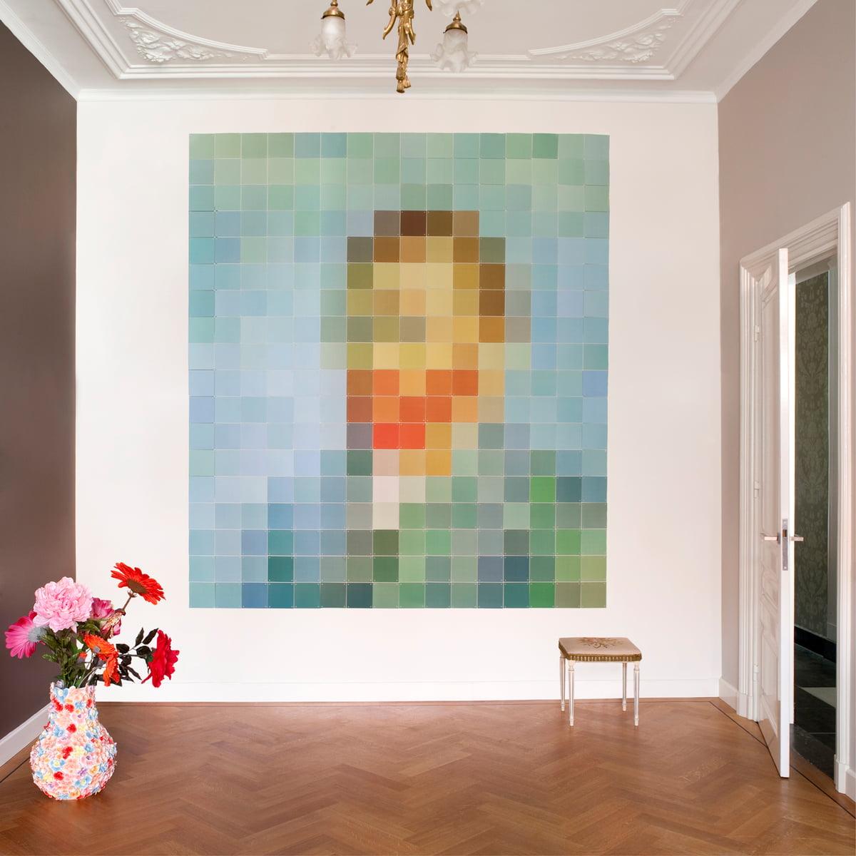 Van Gogh (pixels) by IXXI | Connox shop