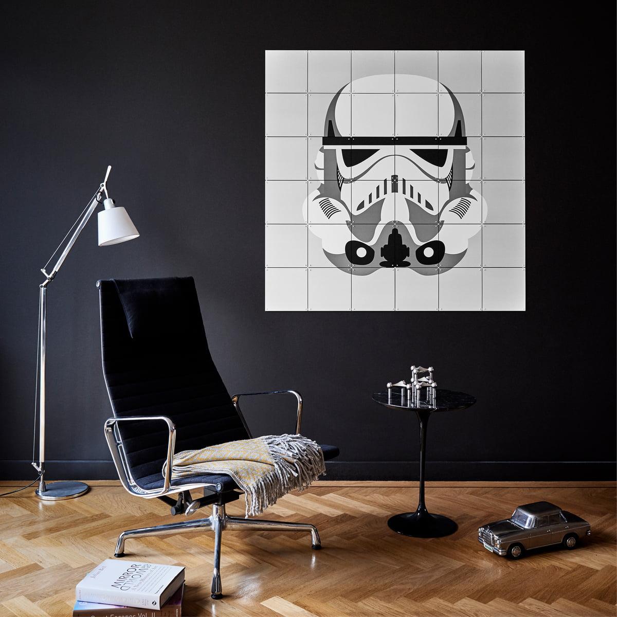 stormtrooper darth vader by ixxi connox. Black Bedroom Furniture Sets. Home Design Ideas