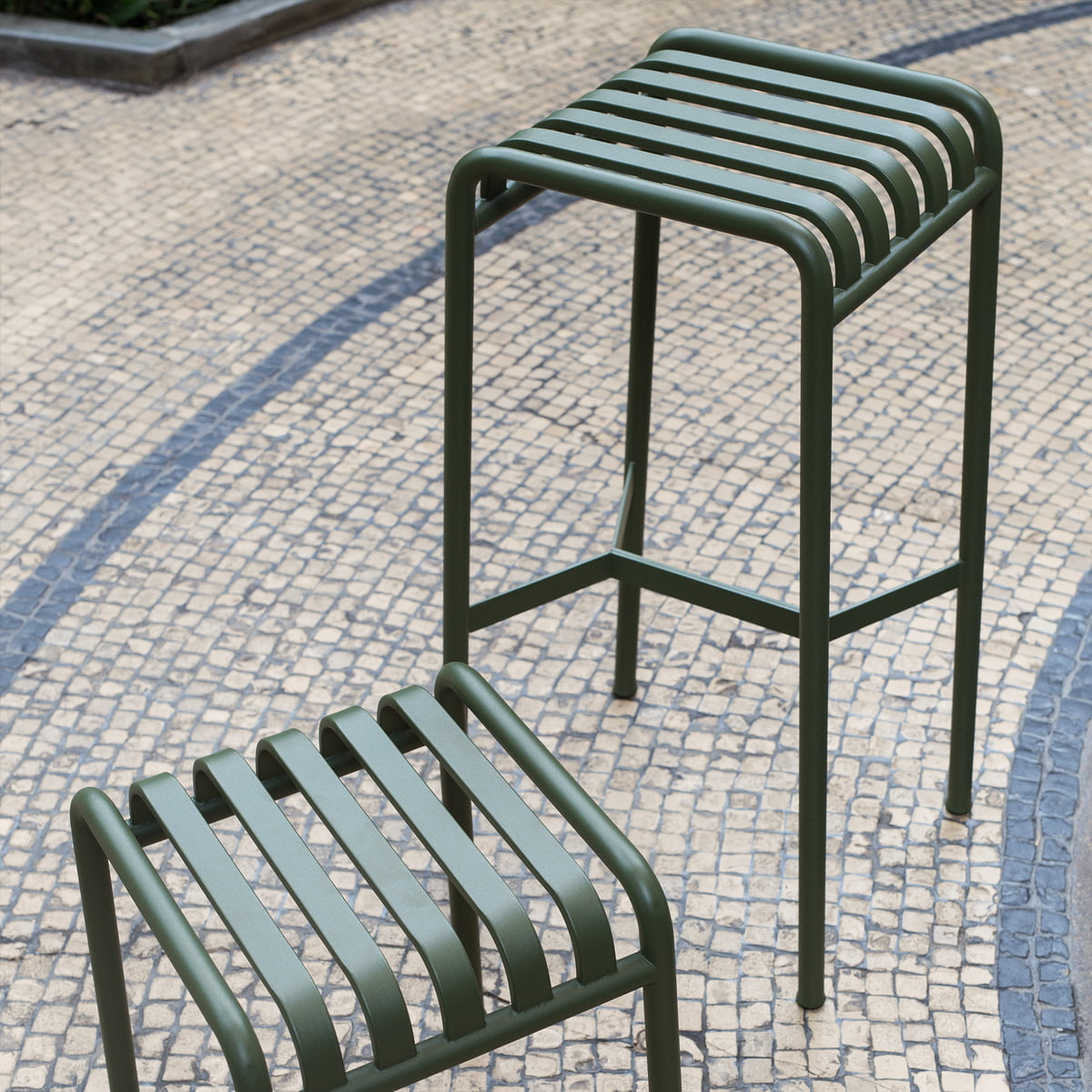 Palissade Stool by Hay | Connox Home Design Shop