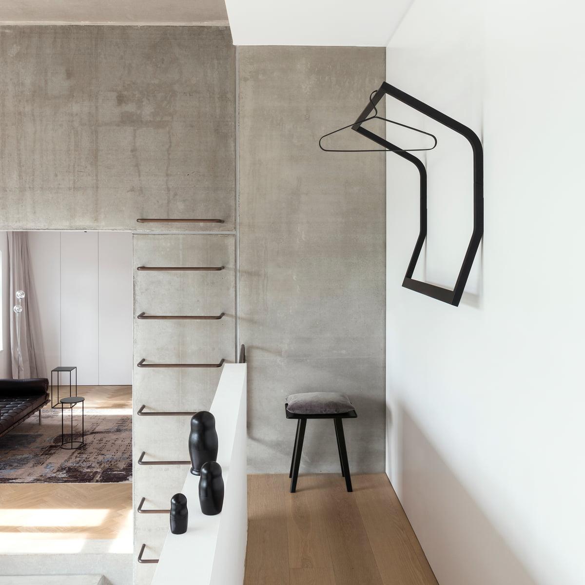 sch nbuch sled coat rack. Black Bedroom Furniture Sets. Home Design Ideas