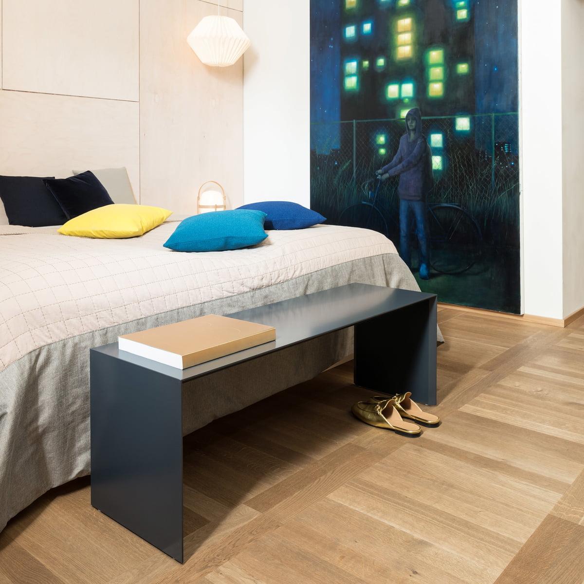 10 modern schlafzimmer bank designs, add on bench by schönbuch | connox shop, Design ideen