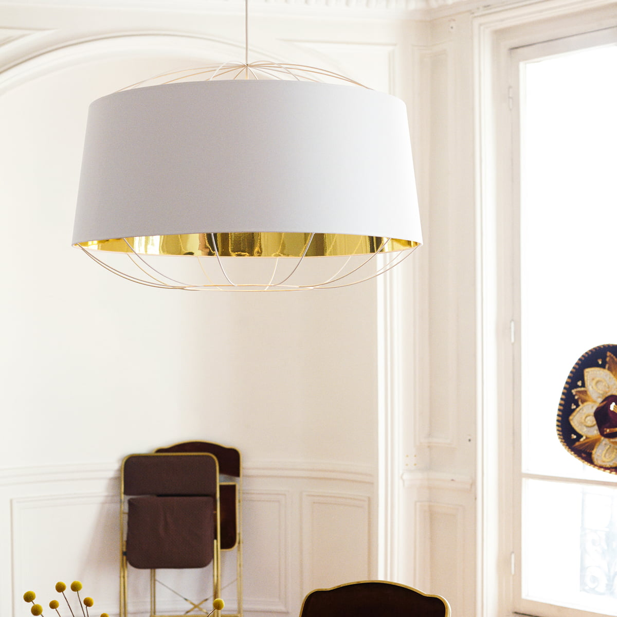 lanterna pendant lamp by petite friture. Black Bedroom Furniture Sets. Home Design Ideas