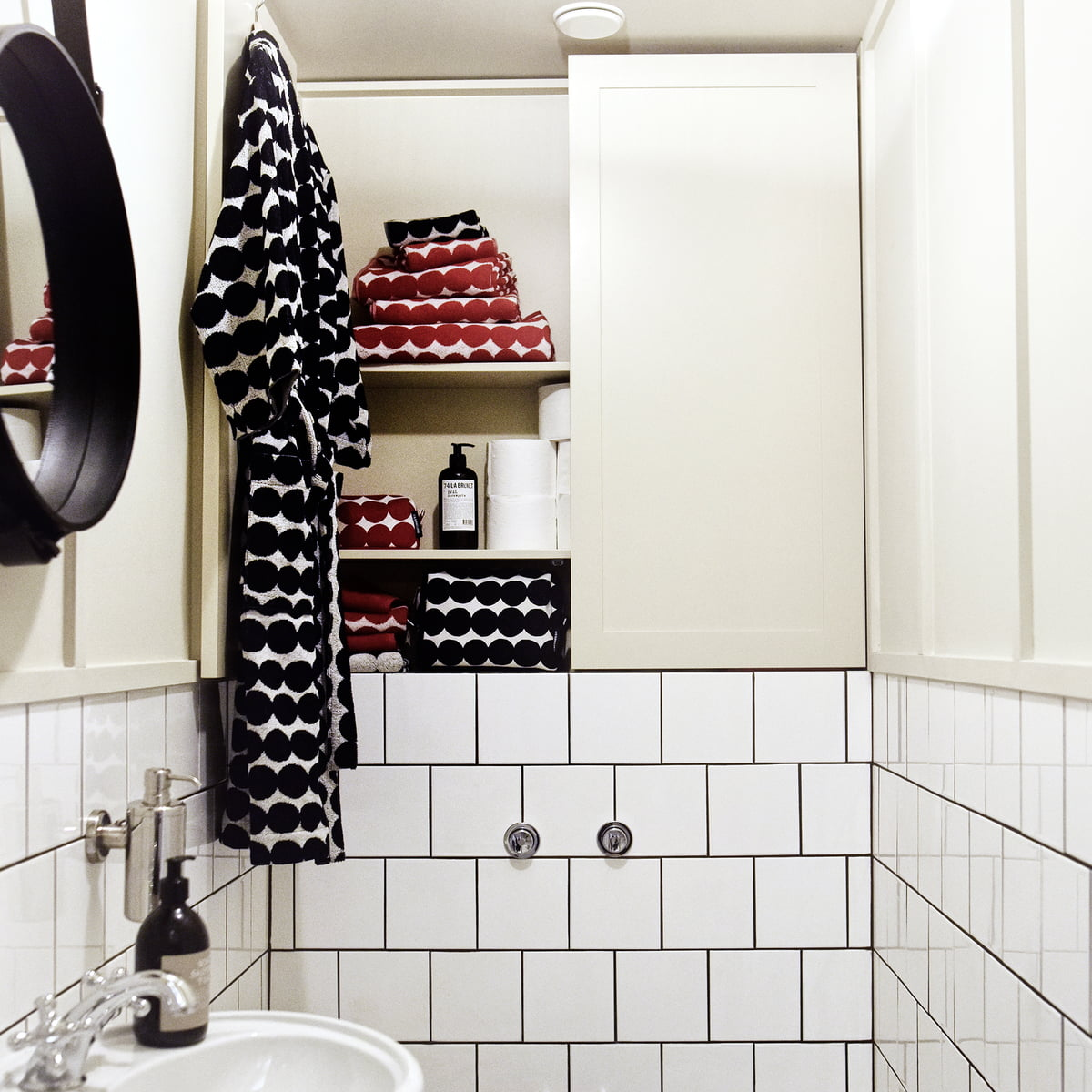 Räsymatto Bath Towel by Marimekko | Connox