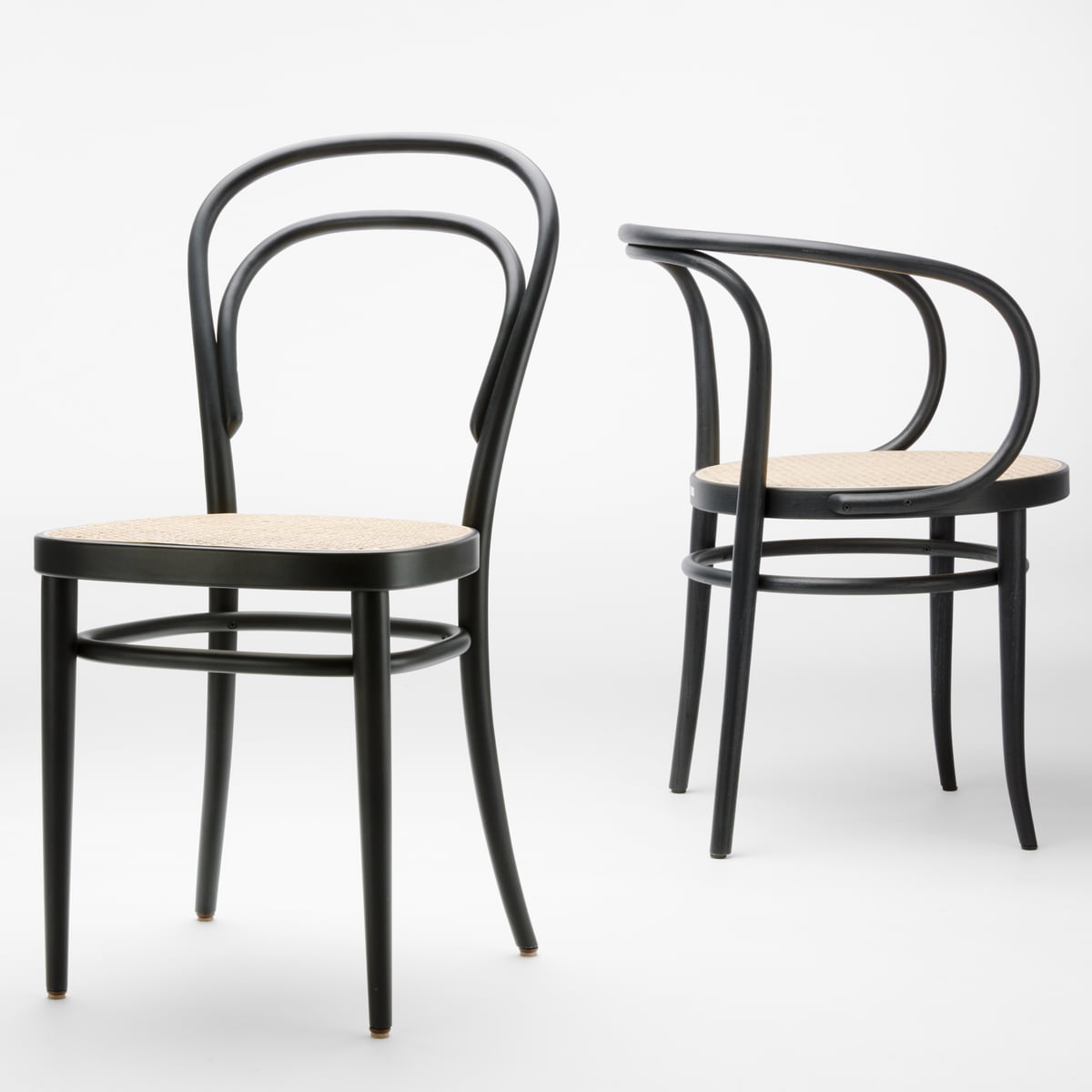 Delicieux Coffee House Chairs 209 And 214 By Thonet