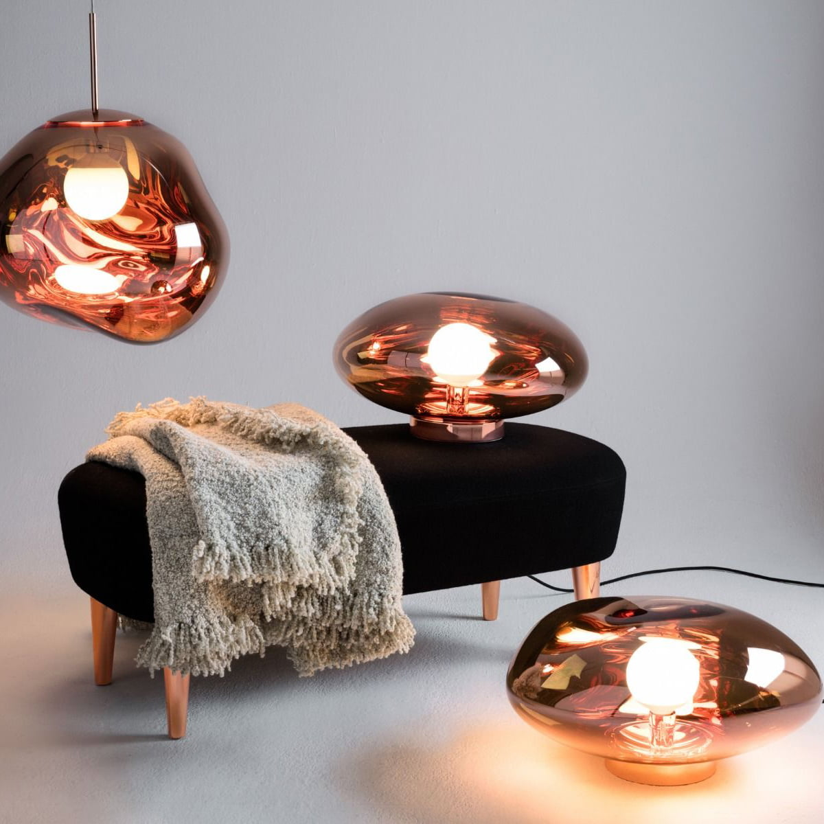 Tom Dixon Melt Surface Wall Amp And Ceiling Lamp Connox
