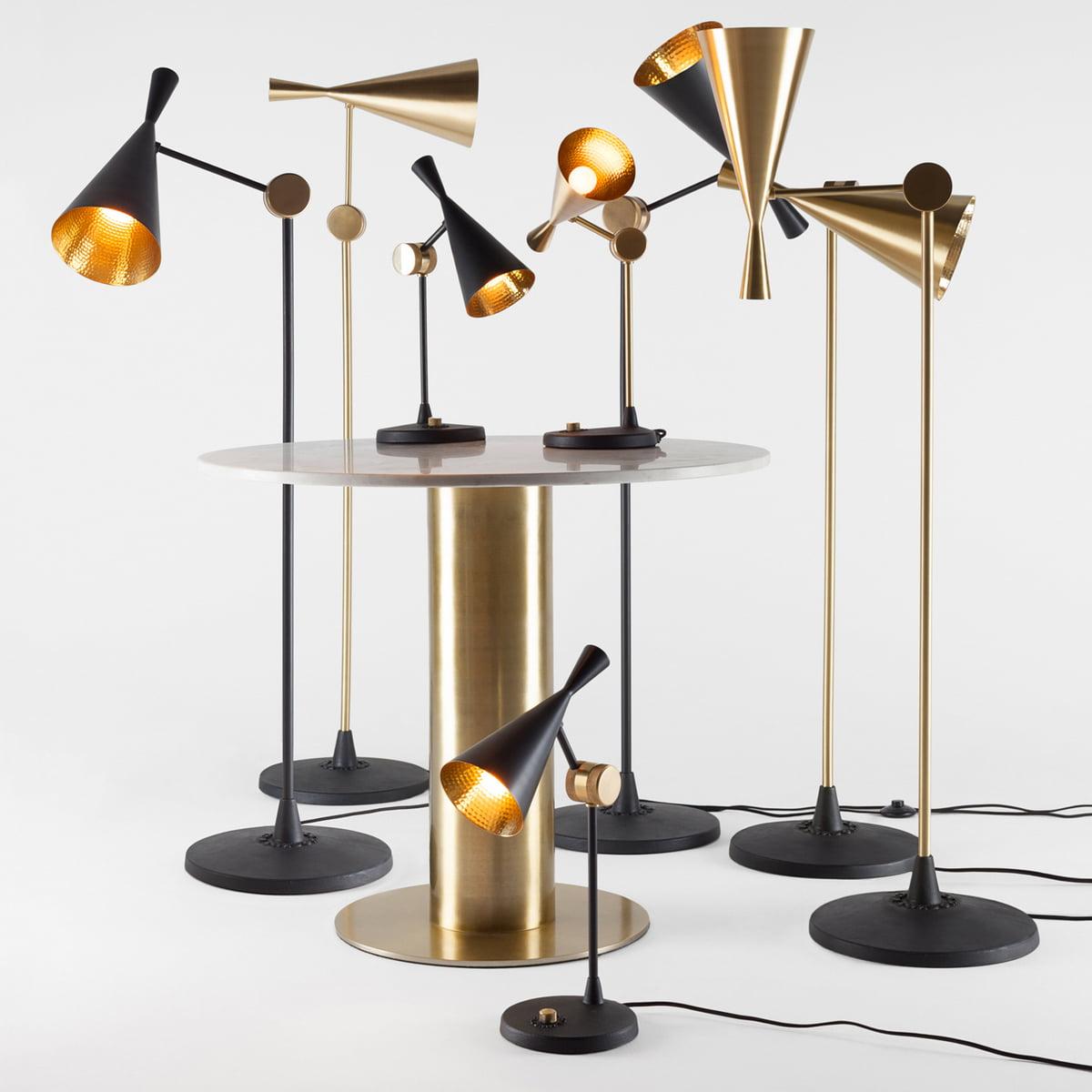 Beat Floor Lamp By Tom Dixon At Connox