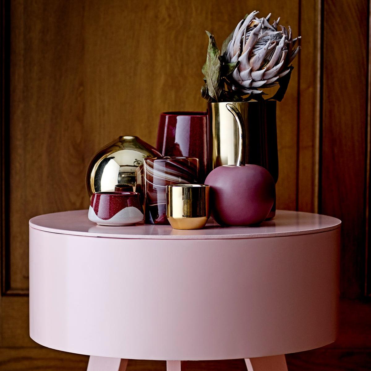 Decorative cherry by bloomingville connox for Kirsche deko