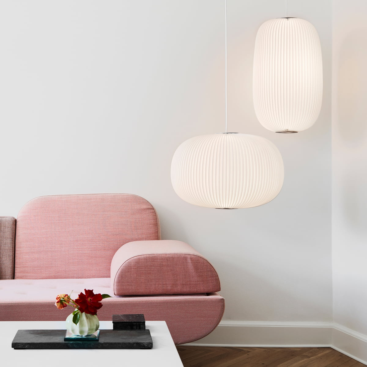 Lamella Pendant Lamp by Le Klint Connox