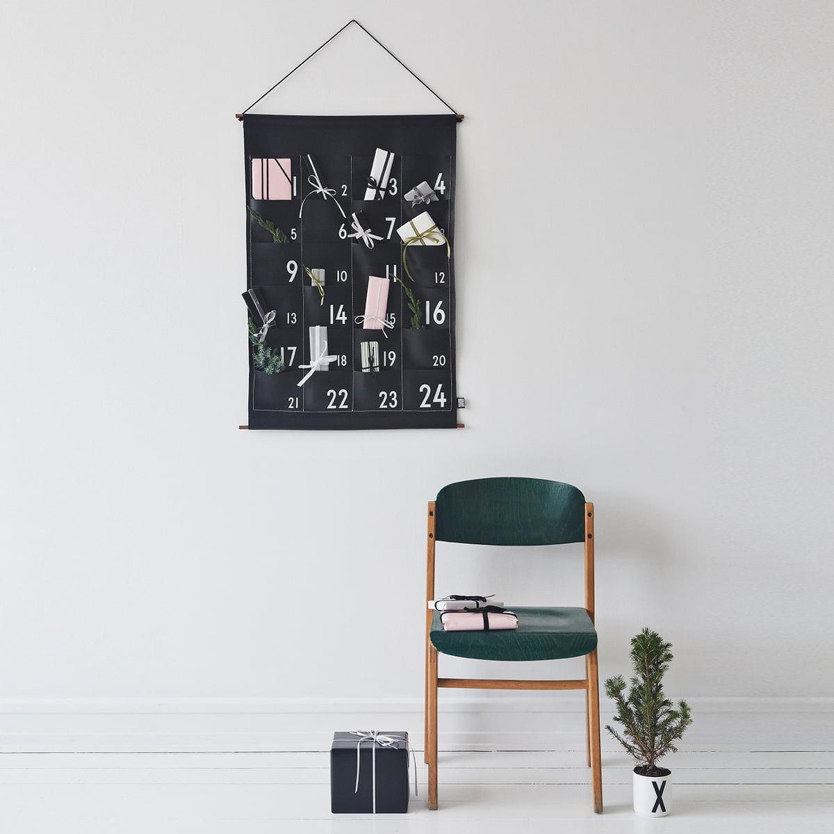 24 day advent calendar by design letters - Connox adventskalender ...