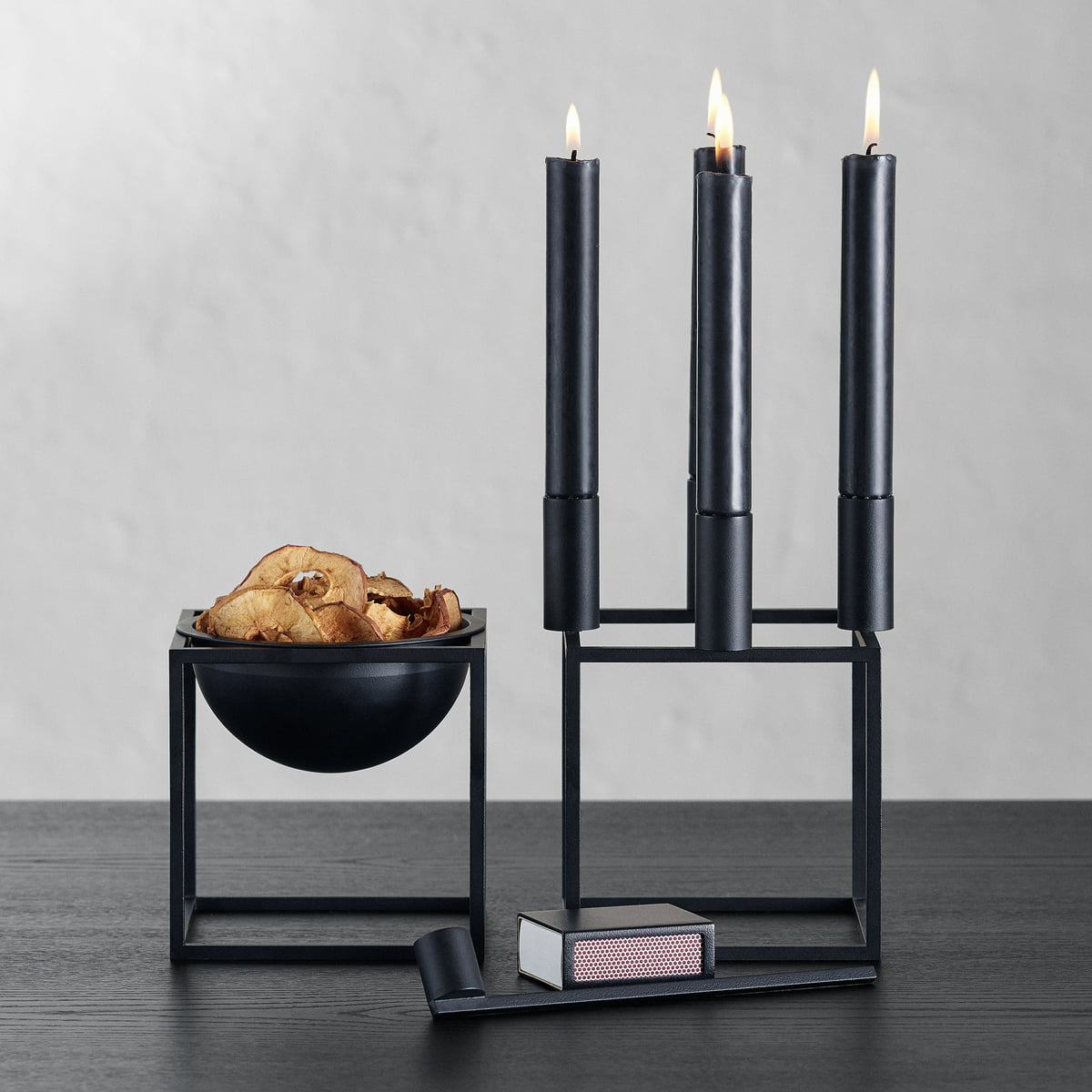 Kubus candle snuffer by lassen connox for Connox com