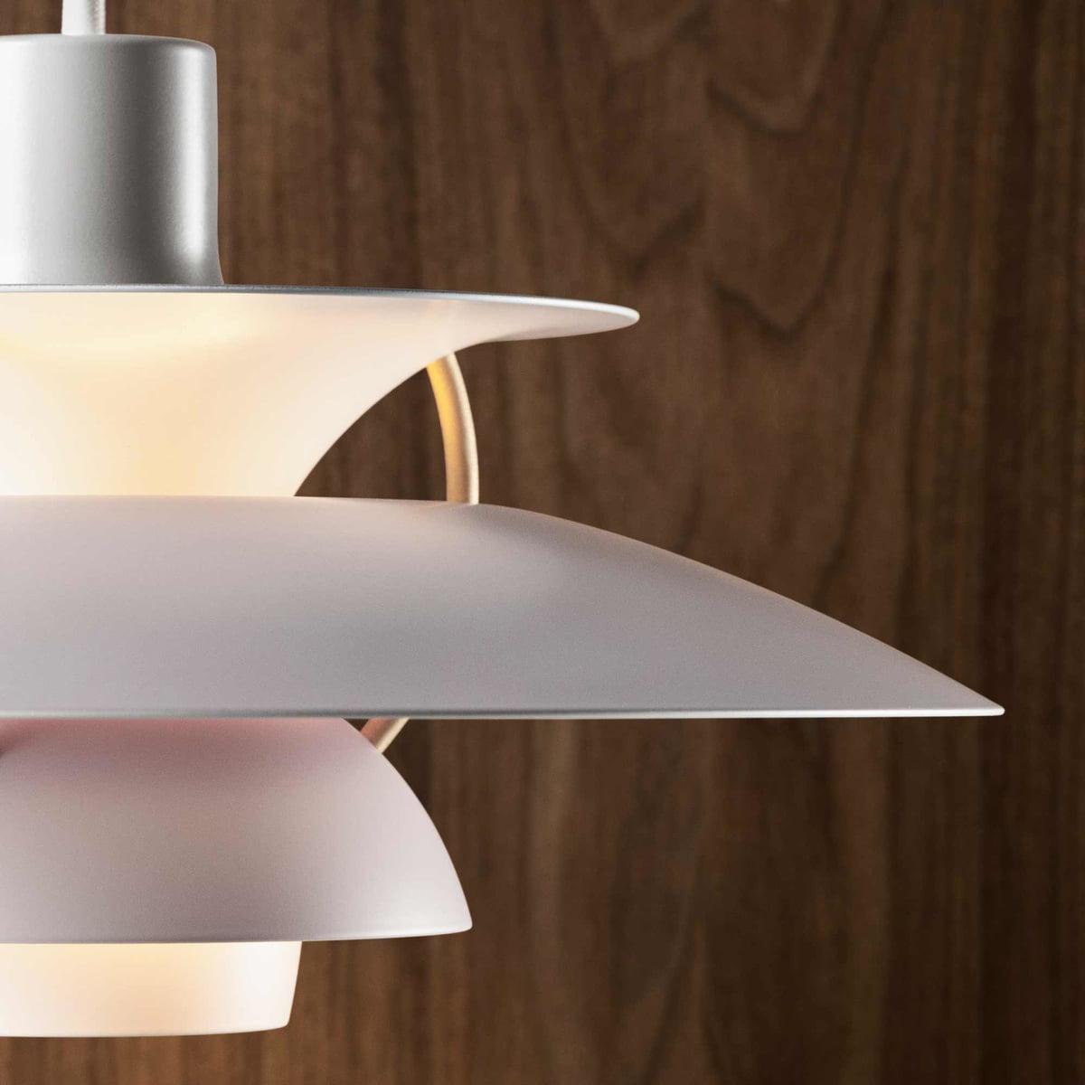 ph 5 mini pendant lamp by louis poulsen. Black Bedroom Furniture Sets. Home Design Ideas