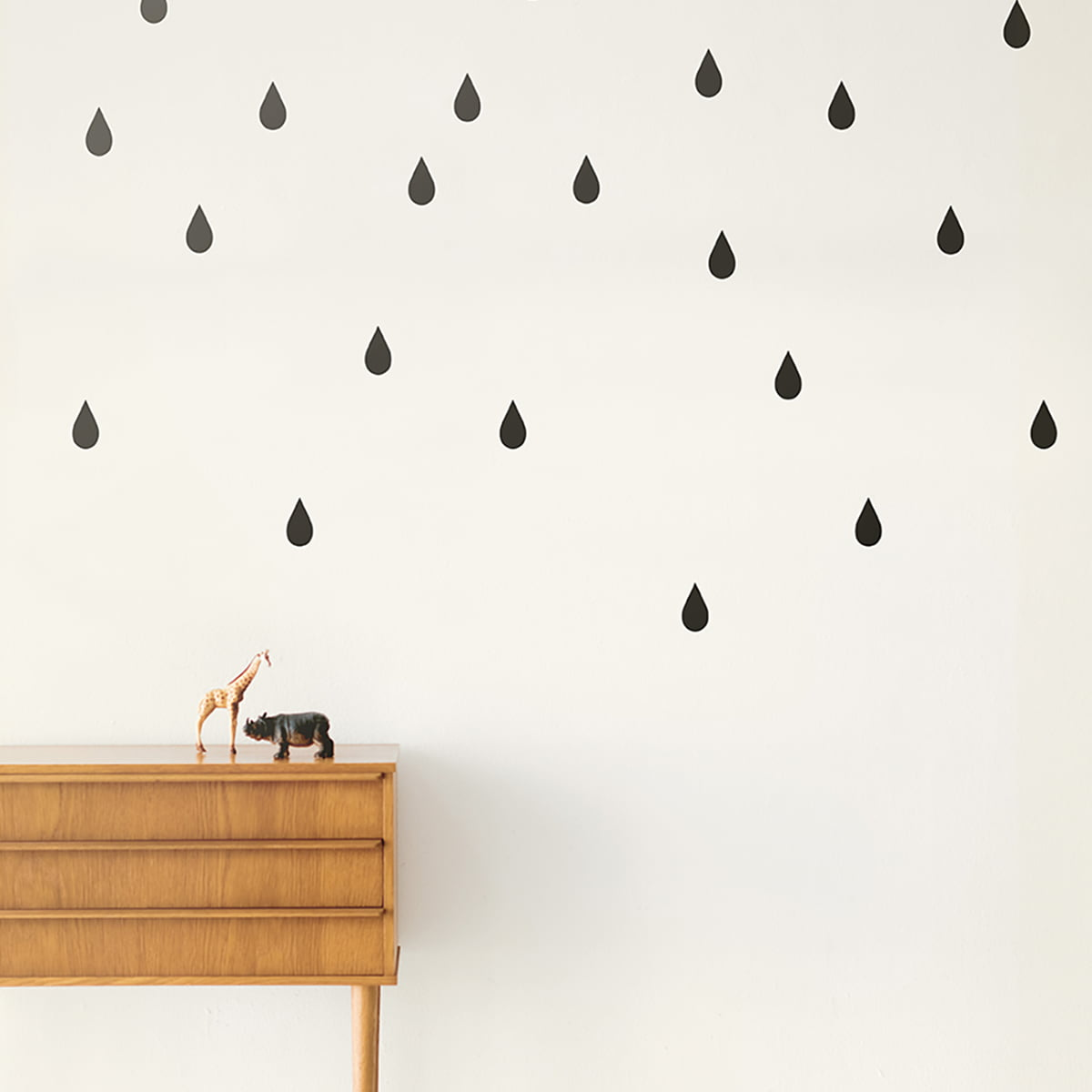 mini drops wall stickers by ferm living. drops wall stickers by ferm living