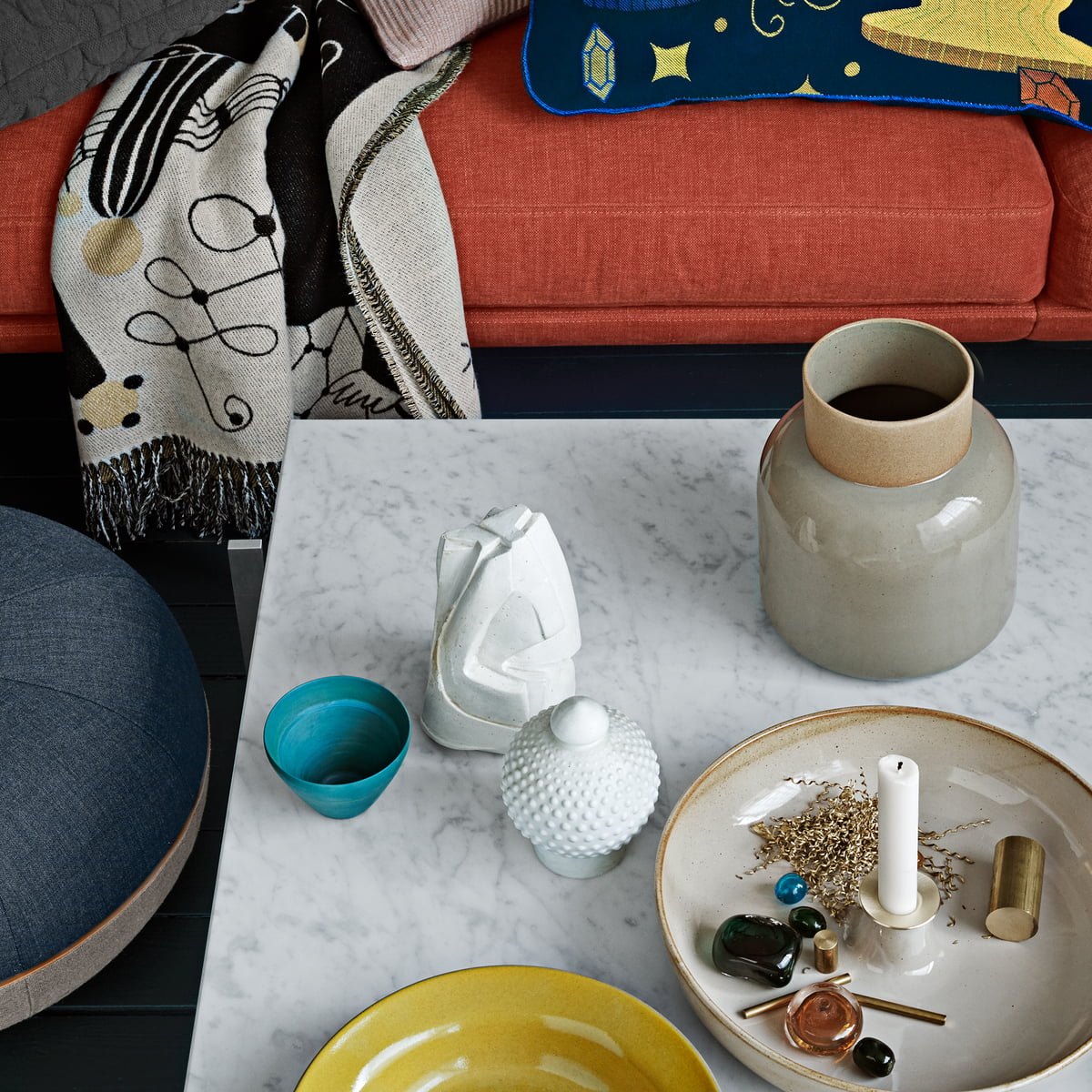 light tray candleholder fritz hansen connox. Black Bedroom Furniture Sets. Home Design Ideas
