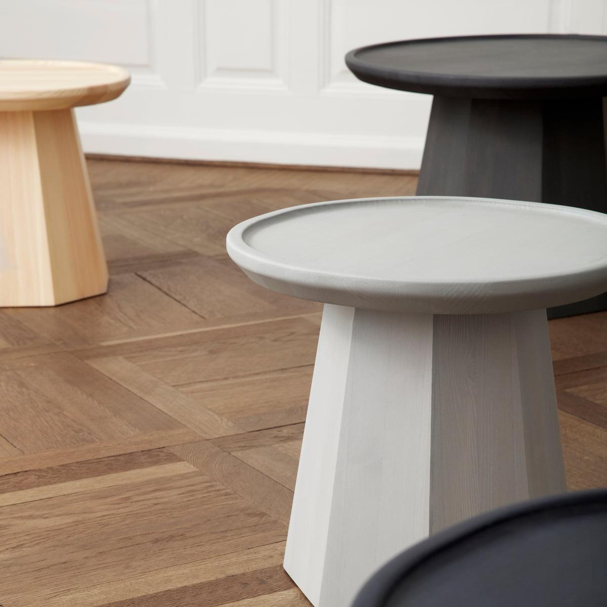 Normann Copenhagen   Pine Side Table