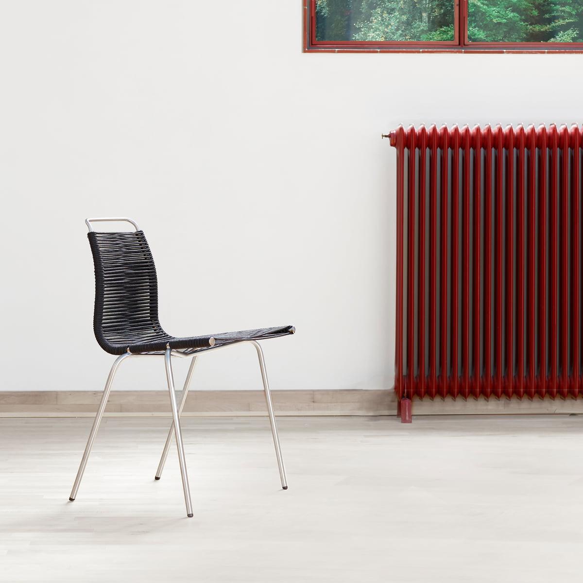pk1 chair by carl hansen connox. Black Bedroom Furniture Sets. Home Design Ideas