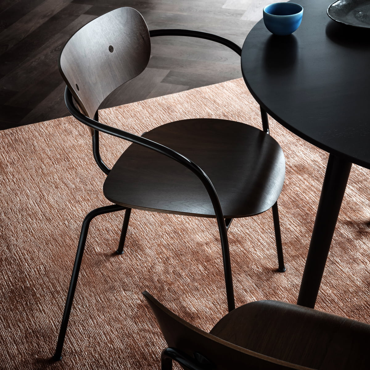 Pavilion Chair by &Tradition | Connox