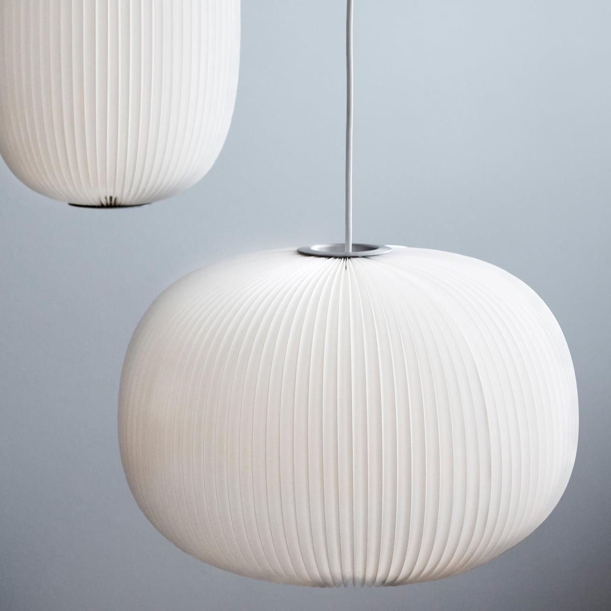 Lamella Pendant Lamp By Le Klint