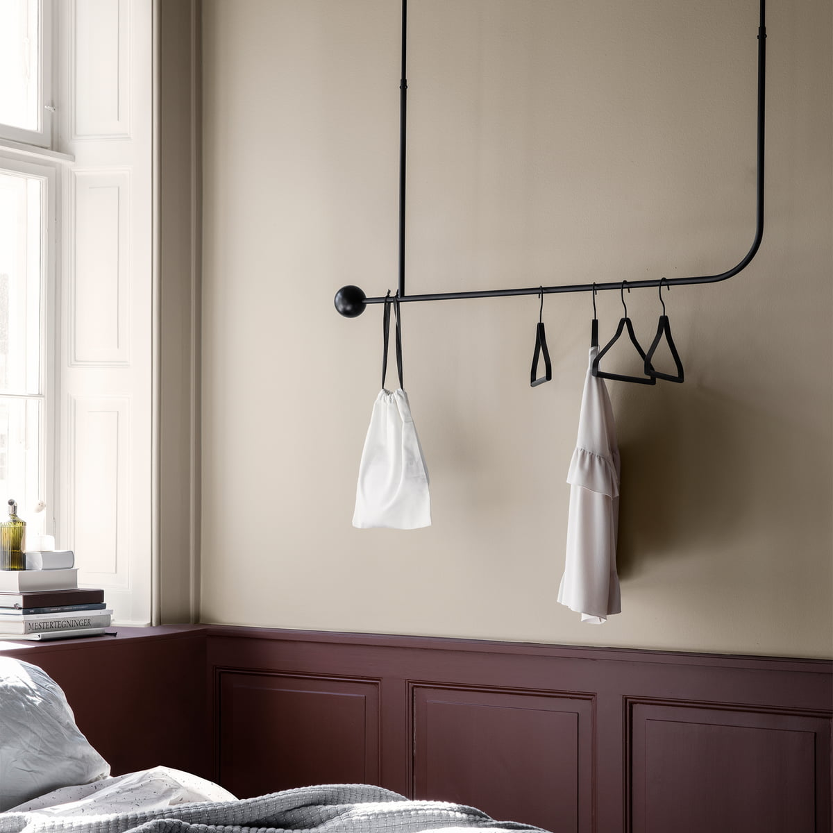 Pujo Hanging Wardrobe By Ferm Living Connox