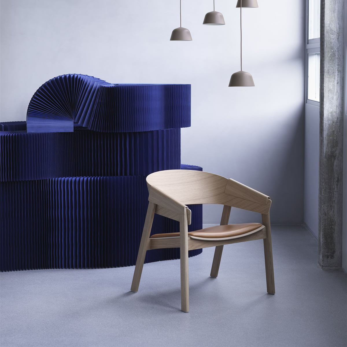 Muuto Cover Lounge Chair Connox