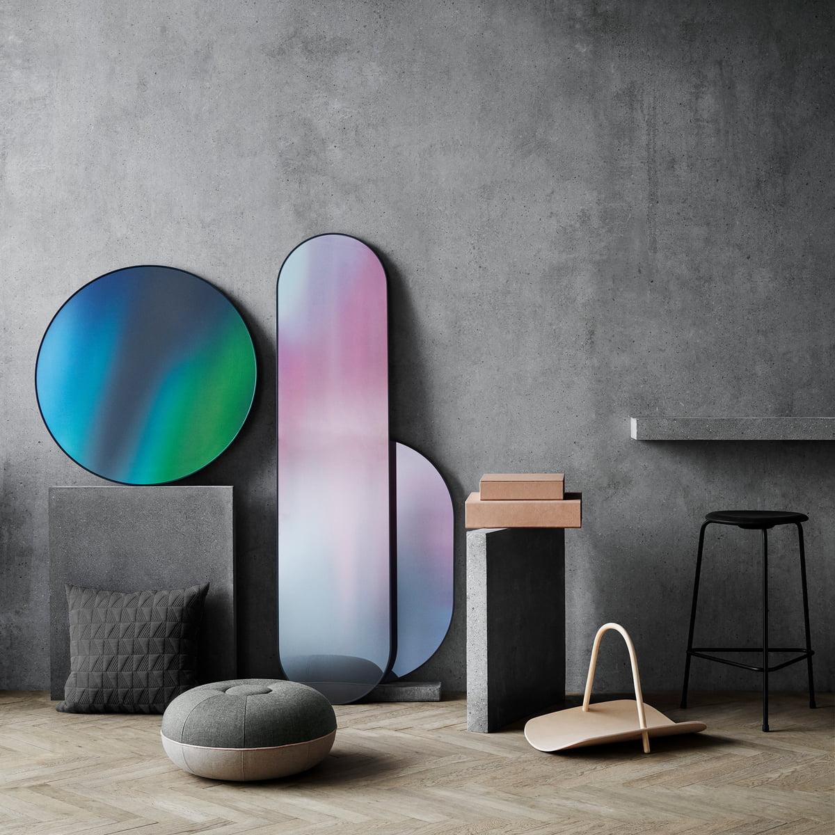 Studio Roso Mirror By Fritz Hansen Connox