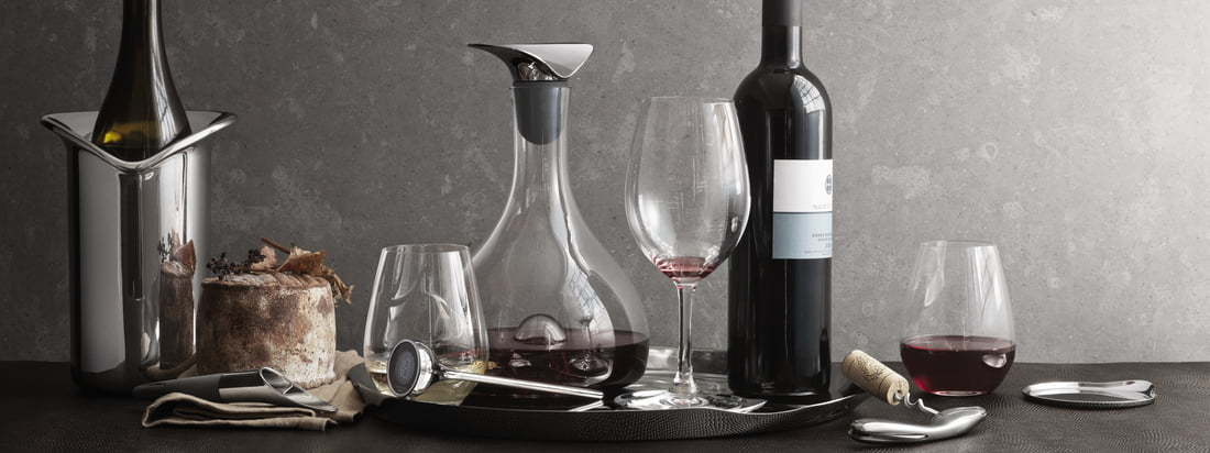 Georg Jensen - Wine & Bar collection banner