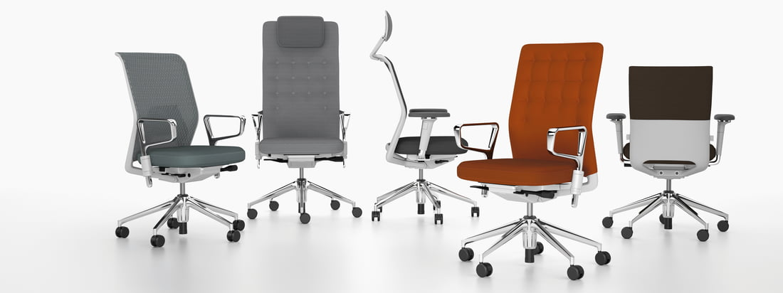 Vitra - ID Chair Concept Collection - Banner