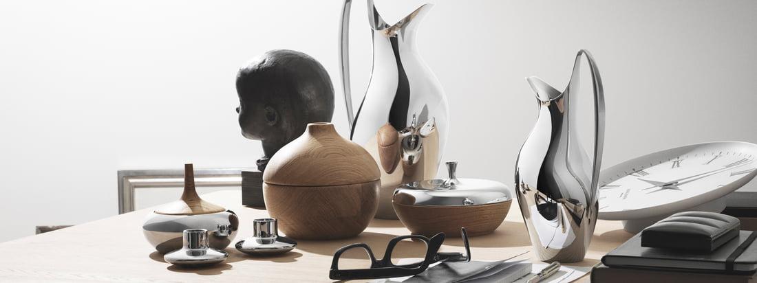 Georg Jensen - Koppel Collection - header