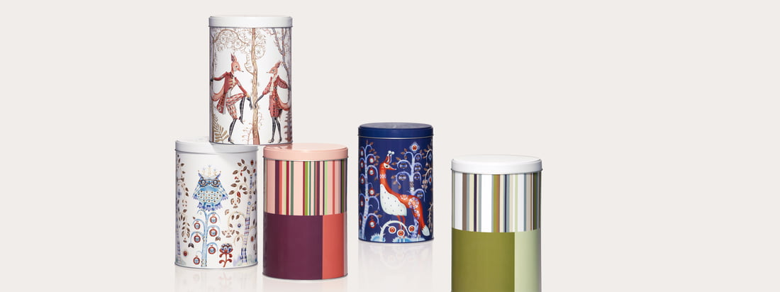 Iittala - Metal Tins - header