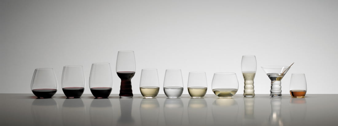 Riedel - O Wine Glass Series 3840x1440