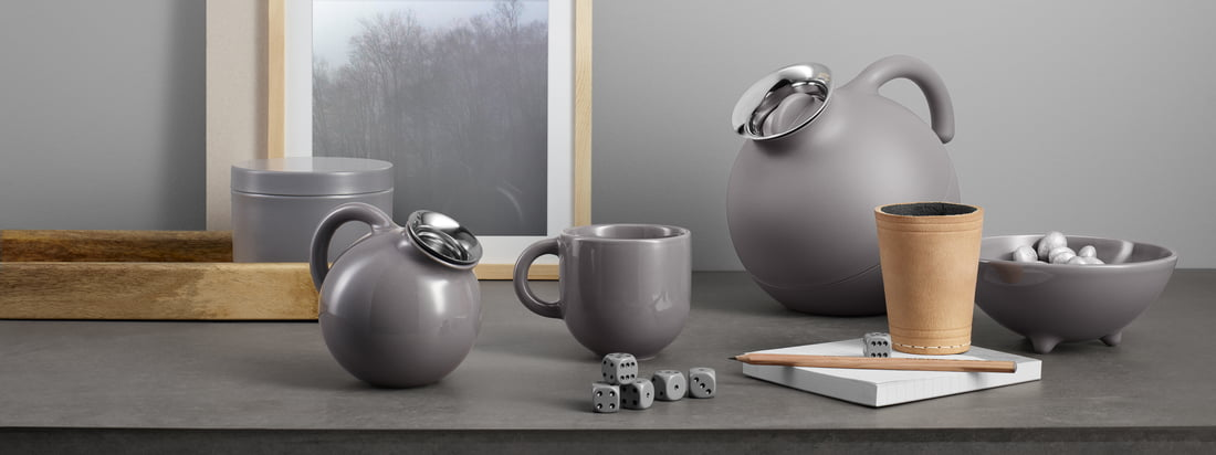 Eva Solo - Globe Collection, grey