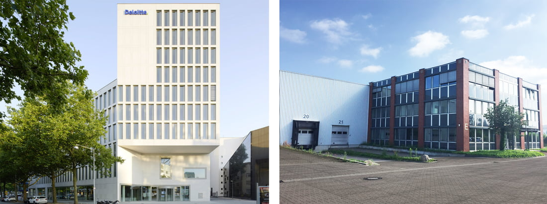 Location Hannover - Collage - Office and Warehouse