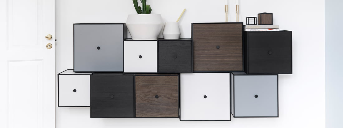 by Lassen - Frame Cabinet modules