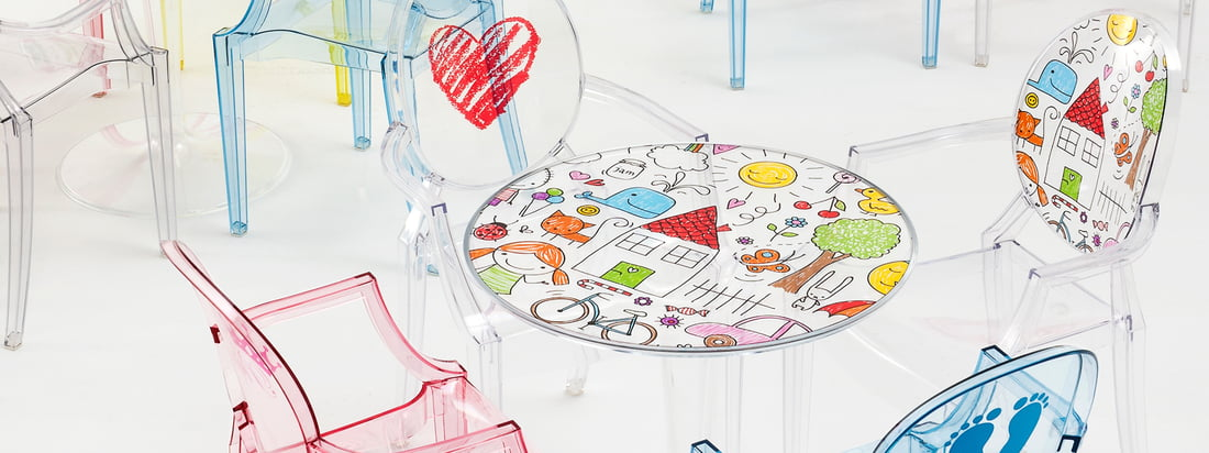 Kartell - Kids Collection - banner