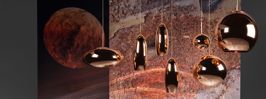 Tom Dixon - Copper Collection