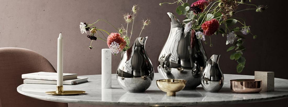 Georg Jensen - Ilse Collection