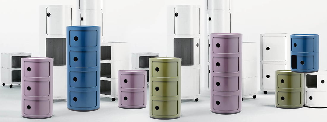 Kartell - Componibili collection