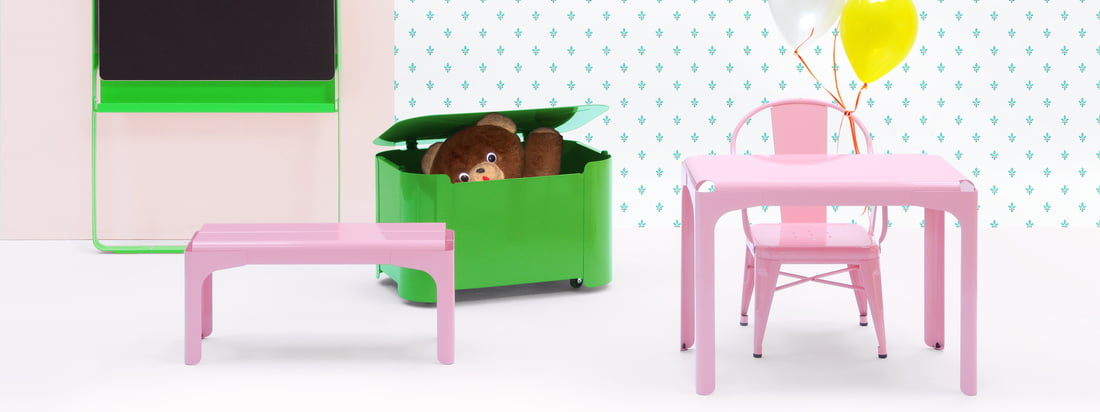 Tolix - children's furniture collection banner 4 x 3