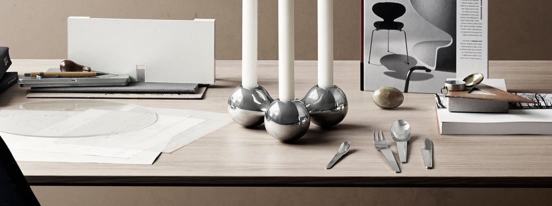 Georg Jensen - Arne Jacobsen
