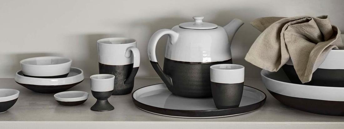 Broste Copenhagen - Esrum tableware series