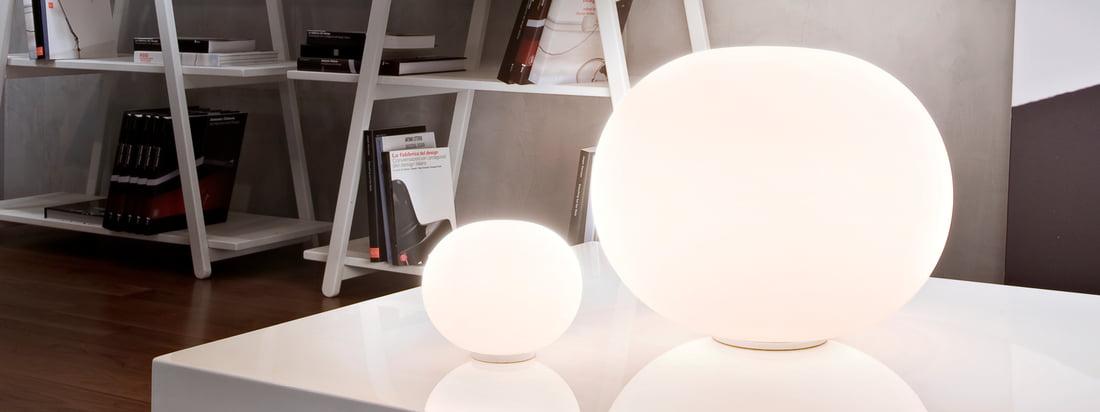 Flos - Glo-Ball Luminaire series